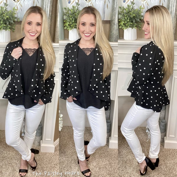 Countless Compliments Blazer