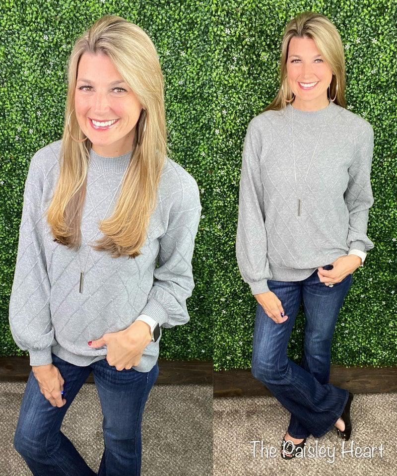 Diamond Bliss Sweater