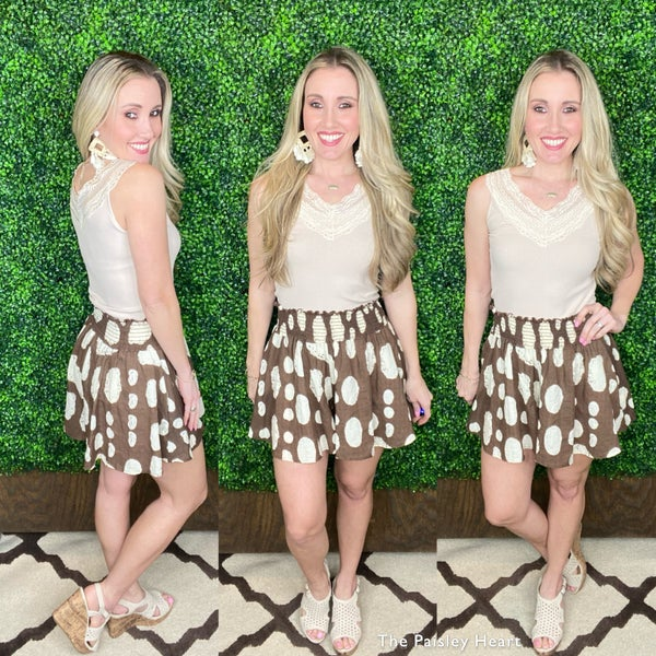 The Christina Shorts