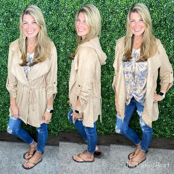 Casual Everyday Wonderful Jacket - LMTD//ALMOST SOLD OUT ALREADY!