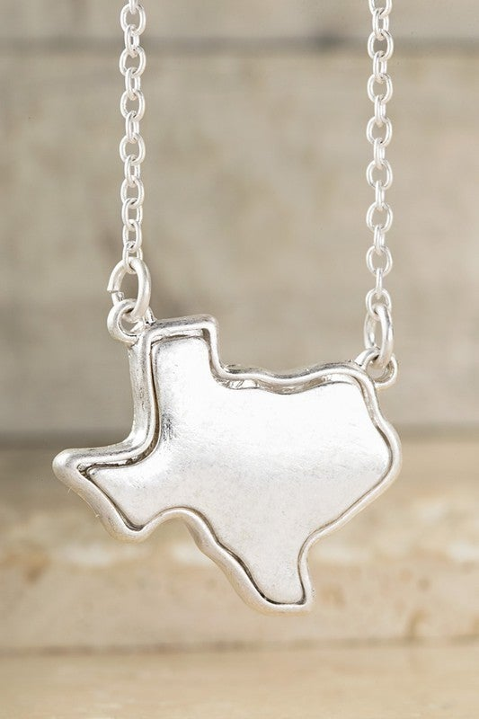 She's Like Texas Necklace
