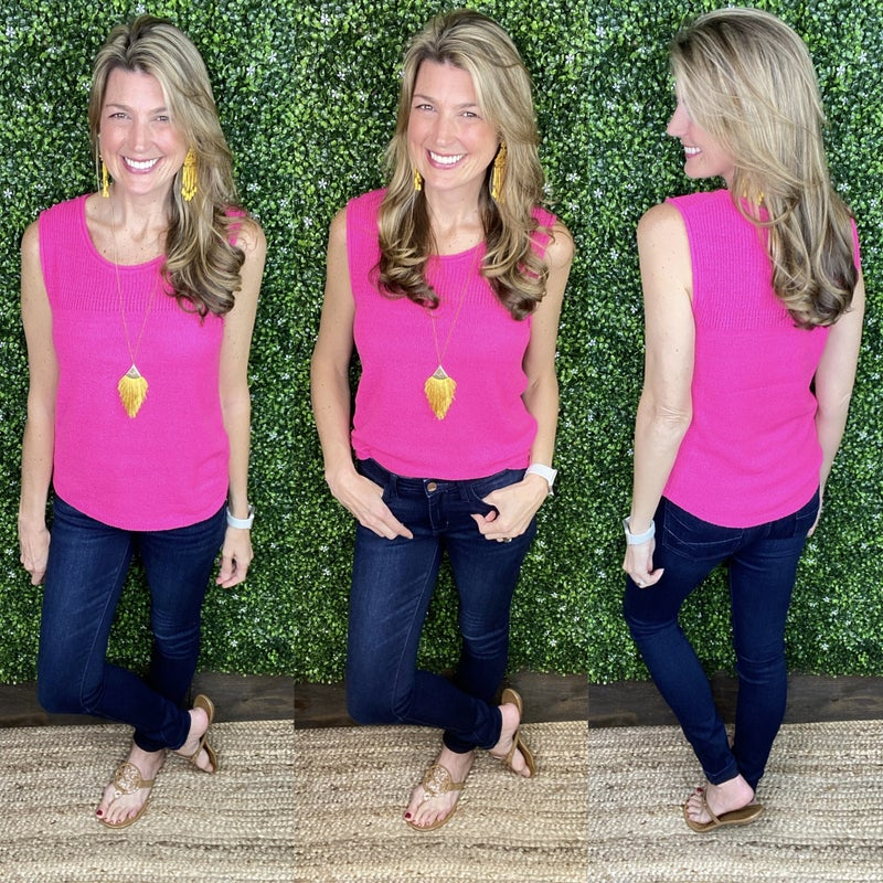 Lucky Lane Top: RESTOCKED & A NEW COLOR!!