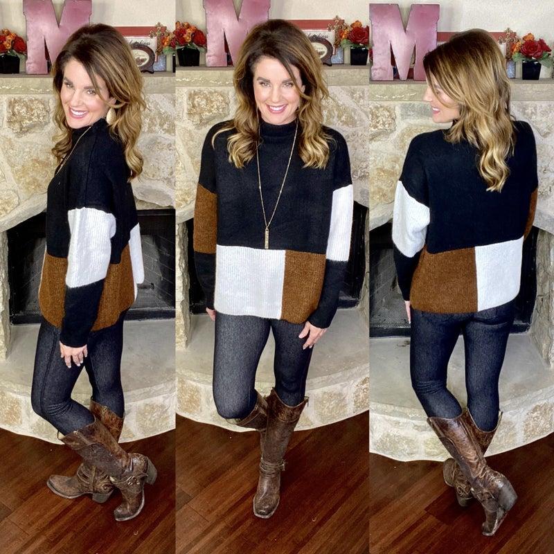 Jezzie Sweater