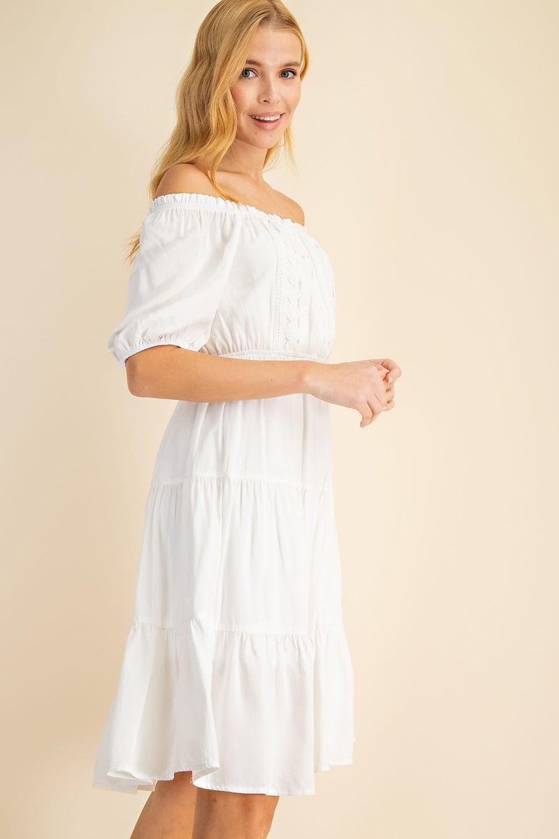 European Romance Dress