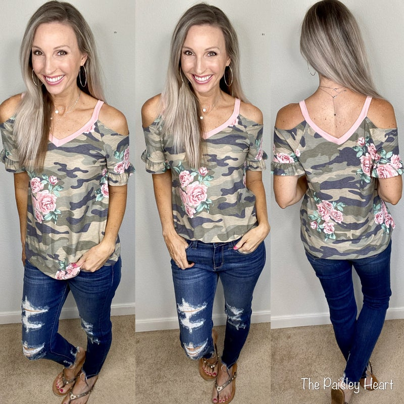 Judy Blue Distressed Jeans