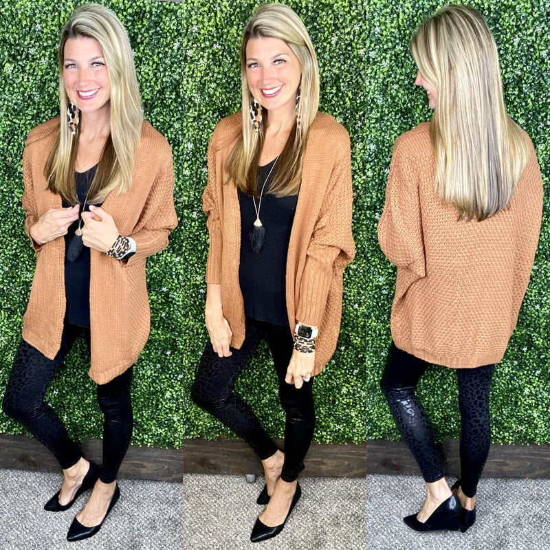 All About That Comfort Cardigan