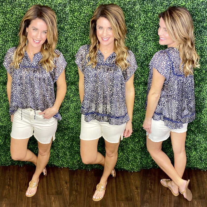 Dreams Of Forever Blouse