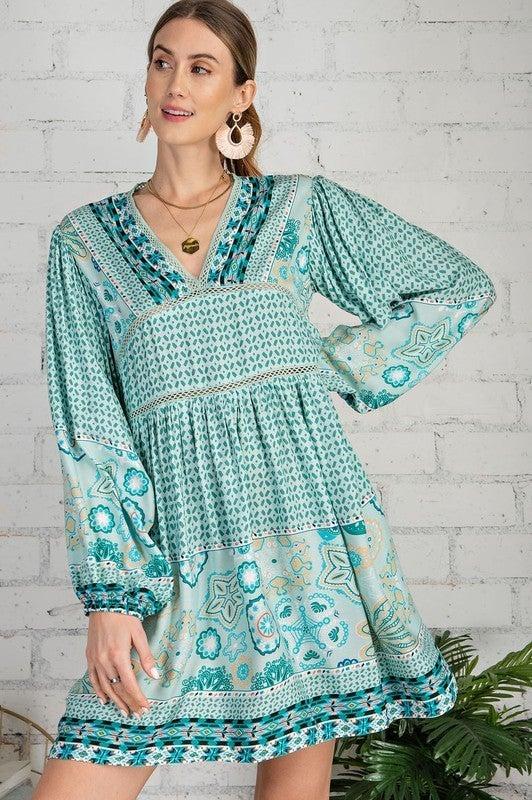 Turks And Caicos Dress