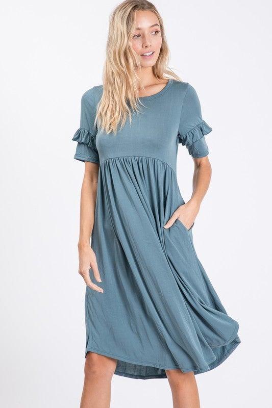 Burst Of Joy Dress