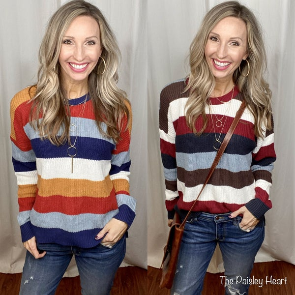 Wendi Knit Sweater