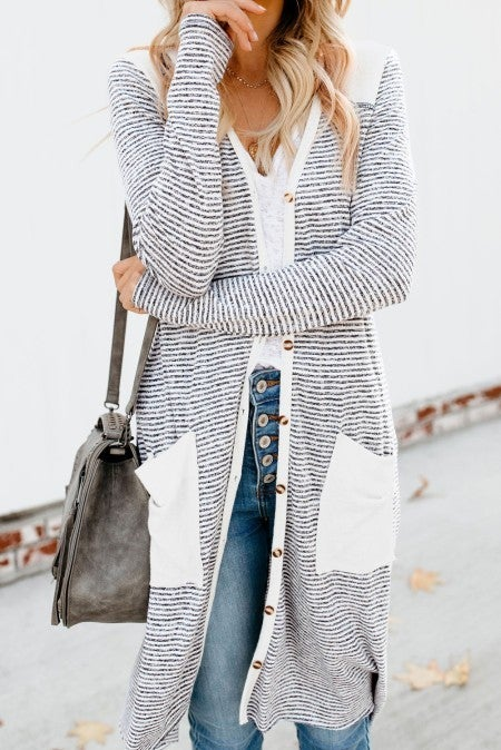 From Plane to Adventure Cardigan