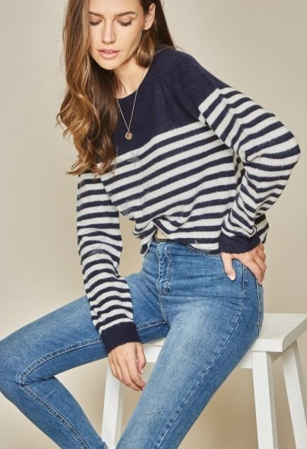 Star Bright Lightweight Sweater