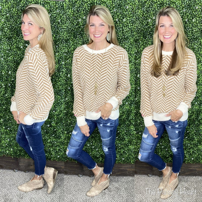 Roasted Comfort Sweater