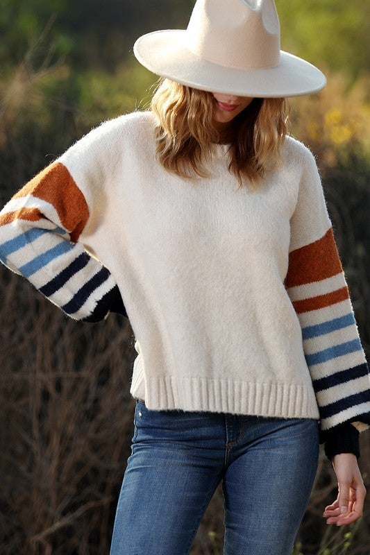 Hello Pumpkin Sweater