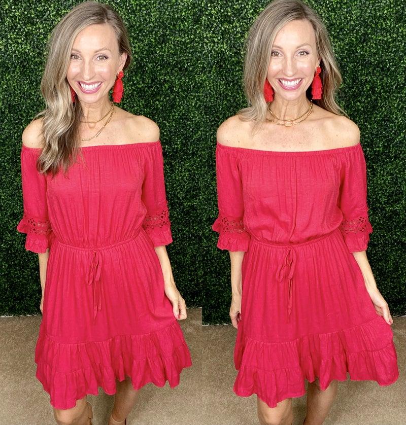 Sunshine Sippin' Dress