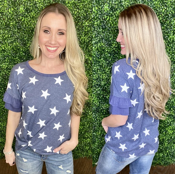 Reach For The Stars Top