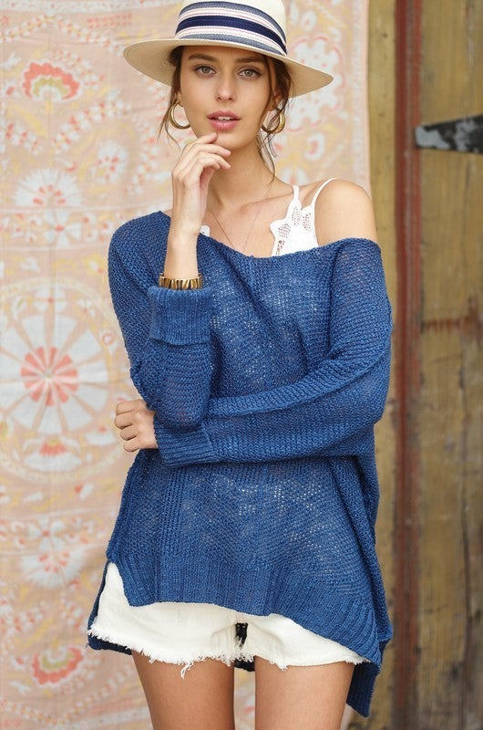 Taylor Sunny Sweater