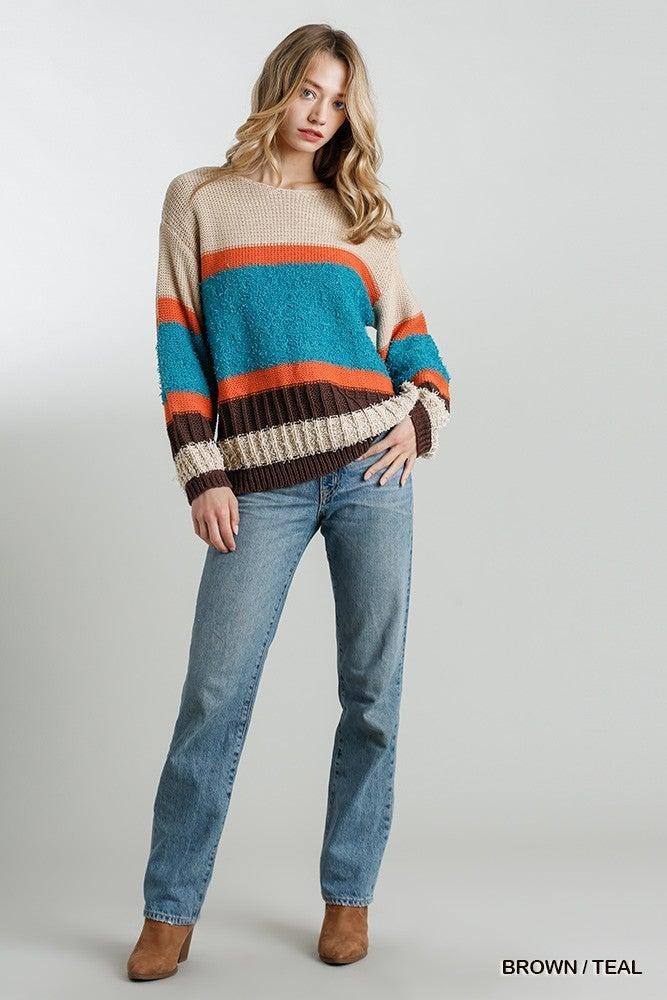 Fall Love Story Sweater