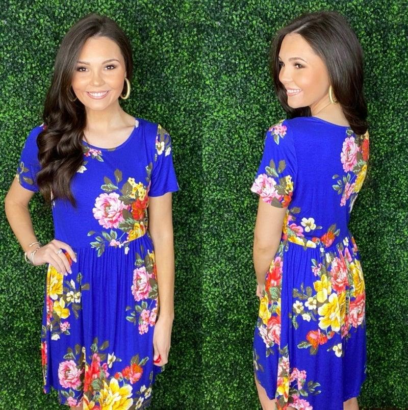 Fun & Floral Dress