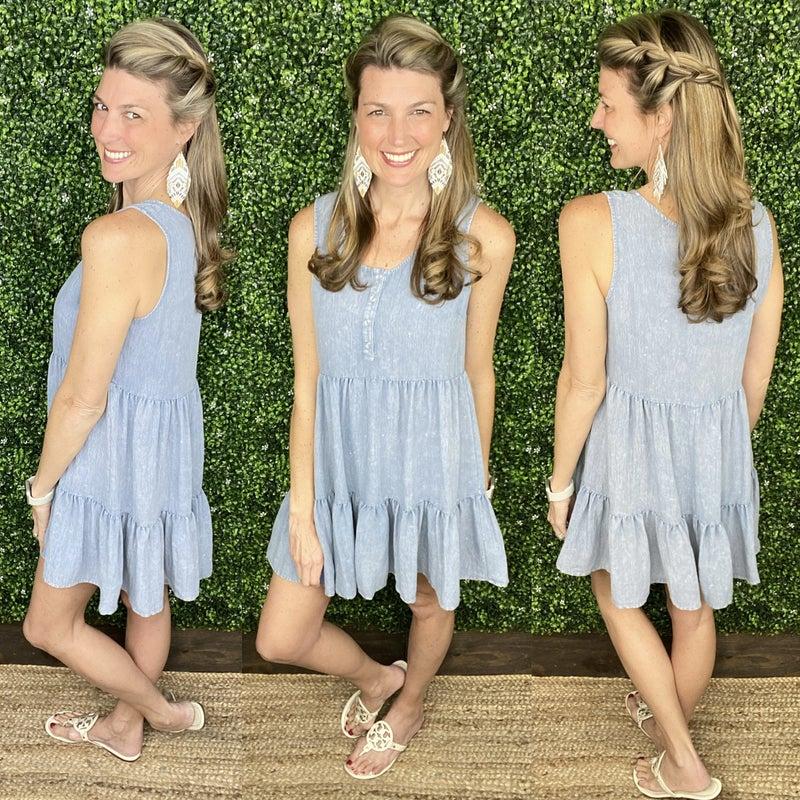 Bonelle Dress