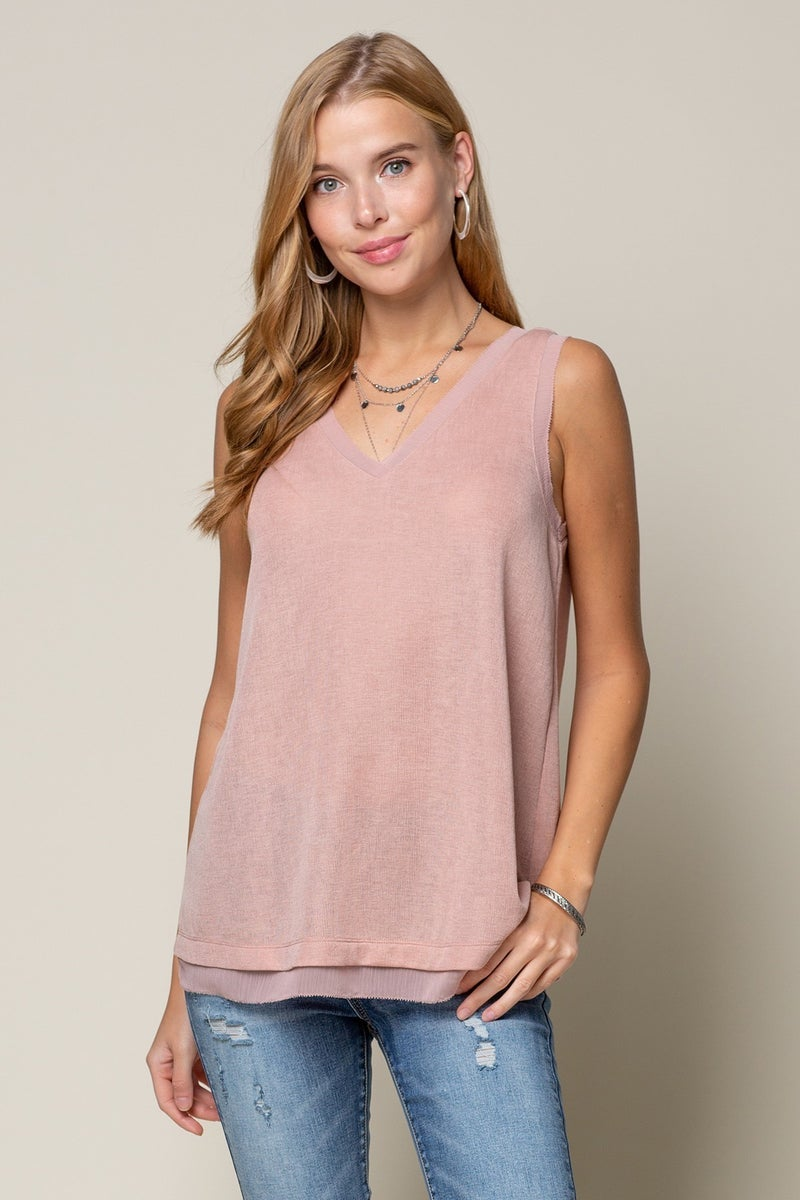 Layers of Love Tank