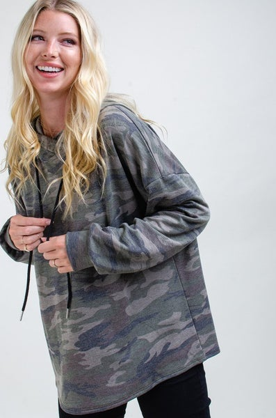 Camo Obsession Hoodie