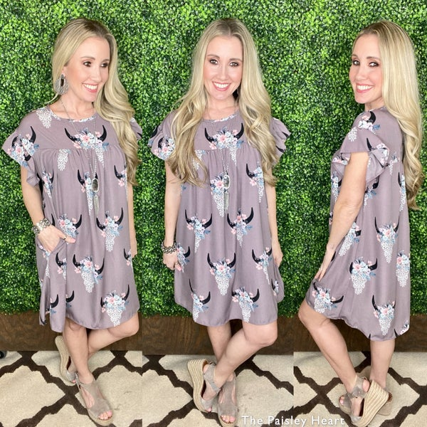 Cowtown Couture Dress
