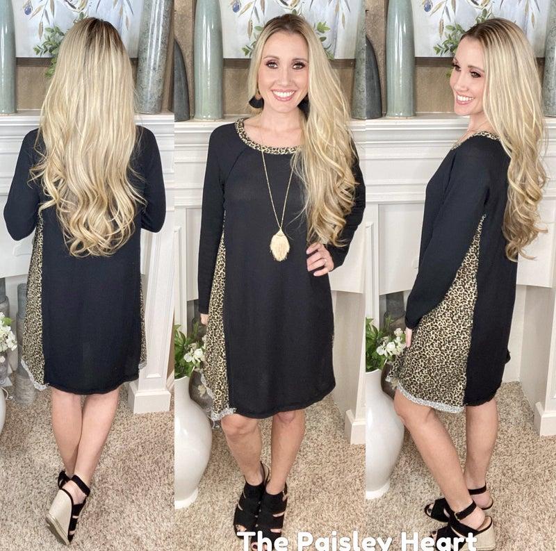 Mayleigh Waffle Knit Dress