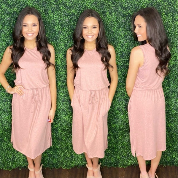 Maren Dress: 2 Colors!