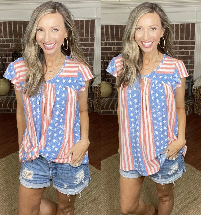 America's Sweetheart Top