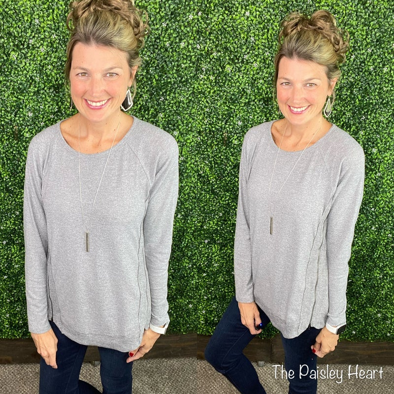 Relaxed Diva Top