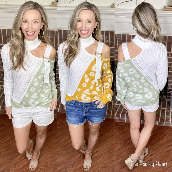 Spotted Perfection Top