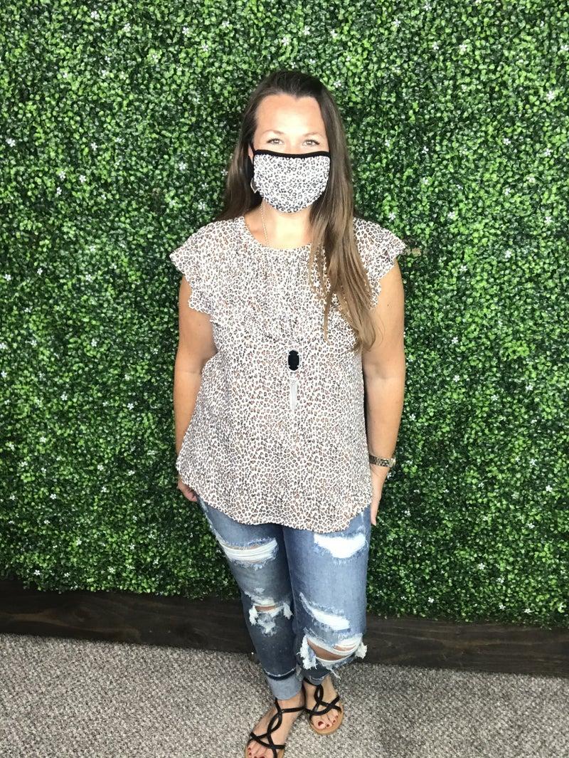 Soft Jersey Mask - NEW PATTERNS!