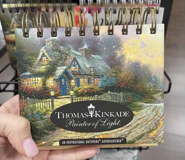 Inspirational calendar - Painter of Light