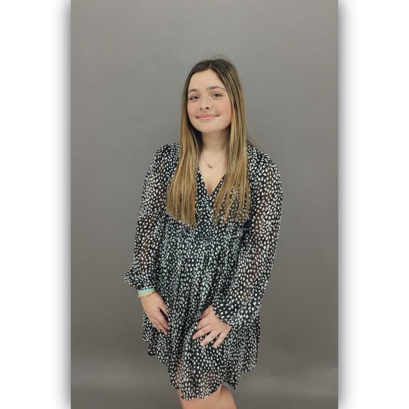 Kathleen Printed Dress