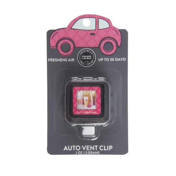 Let's celebrate auto clip