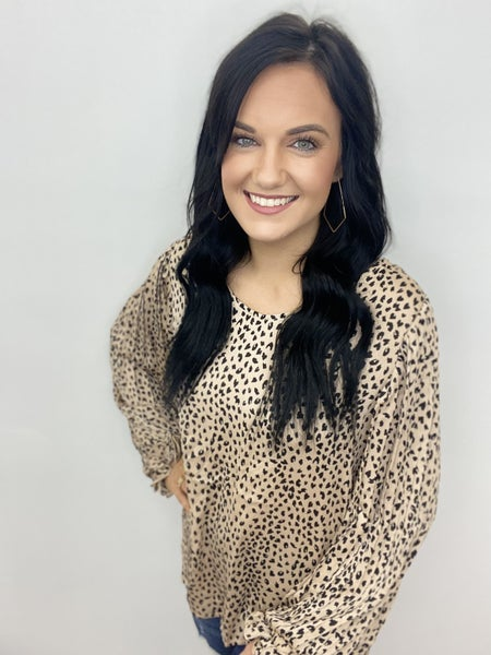 The Lush Leo LS Top-All Sizes