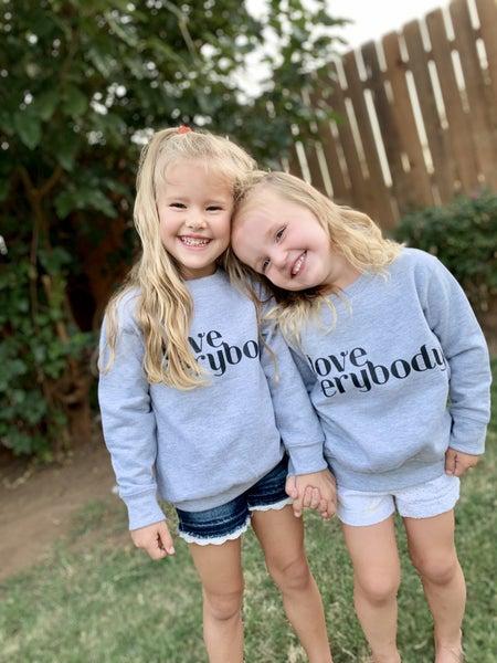 KIDS Love Everybody Sweatshirt
