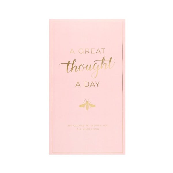 Great Thought A Day Pad - 2 Styles