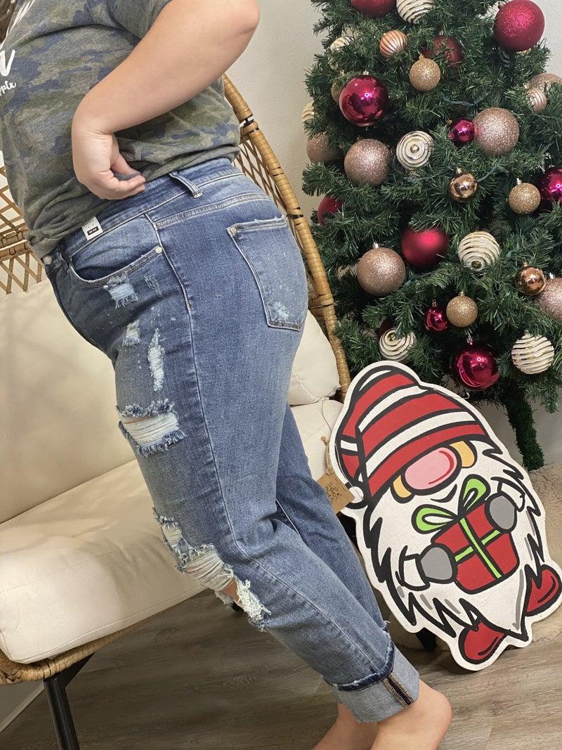 The Alexis Boyfriend Jeans - All Sizes