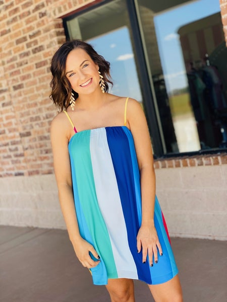The Sandra Prism Dress