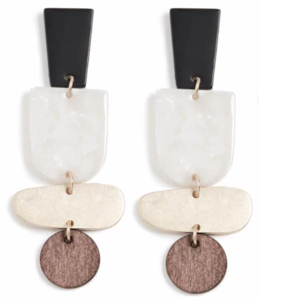 Acadia Drops Earrings