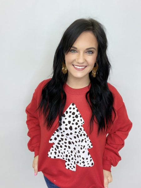 Dottie Tree Sweatshirt