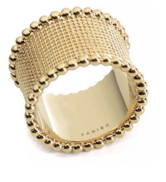 The Hammered Band Ring