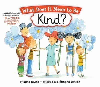 What Does it Mean to Be Kind Book