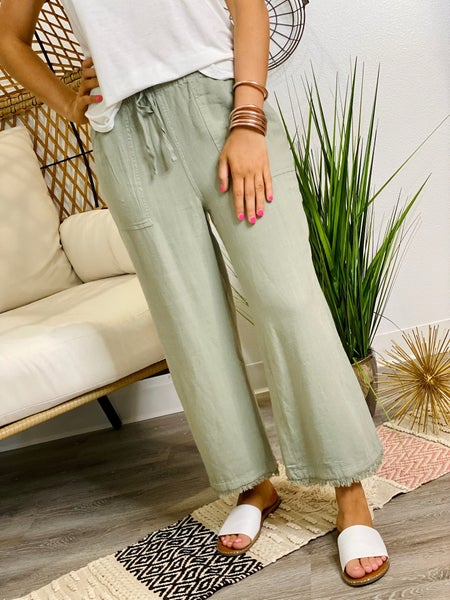 The Barefoot Culotte-2 Colors