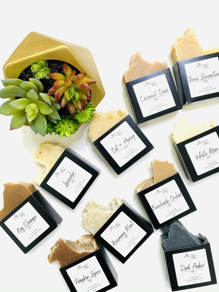 PDA Coconut Milk Soaps