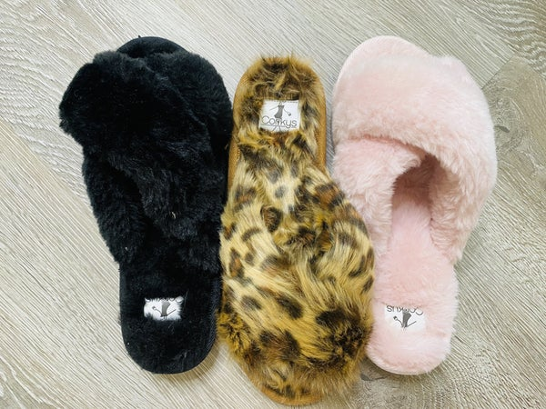 The Slumber Slippers-3 Colors