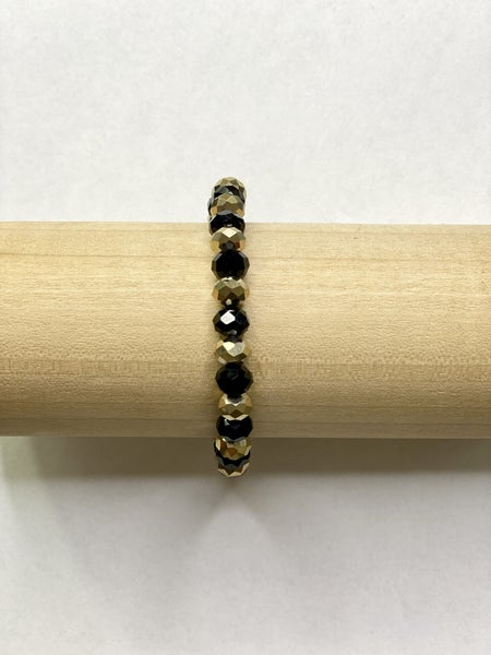 Black and Gold Color Pop Single