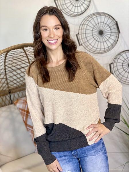 The Sandstone Sweater